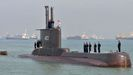El submarino desaparecido, KRI  Nanggala-402