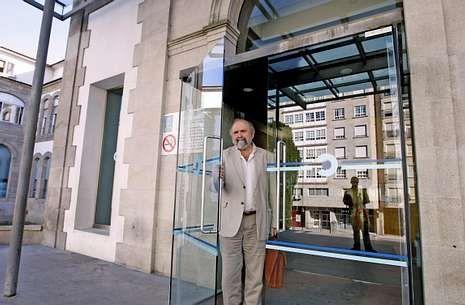 Pedreira, en una imagen de septiembre del 2012, fue jefe de Psiquiatría entre 1982 y 2012.