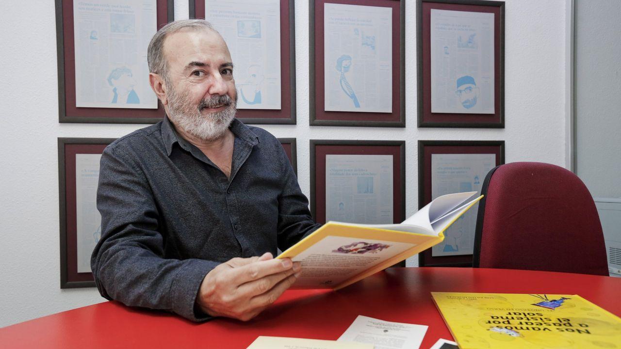 Luis Julián Morales tenía gran relación con el municipio de Castro de Rei