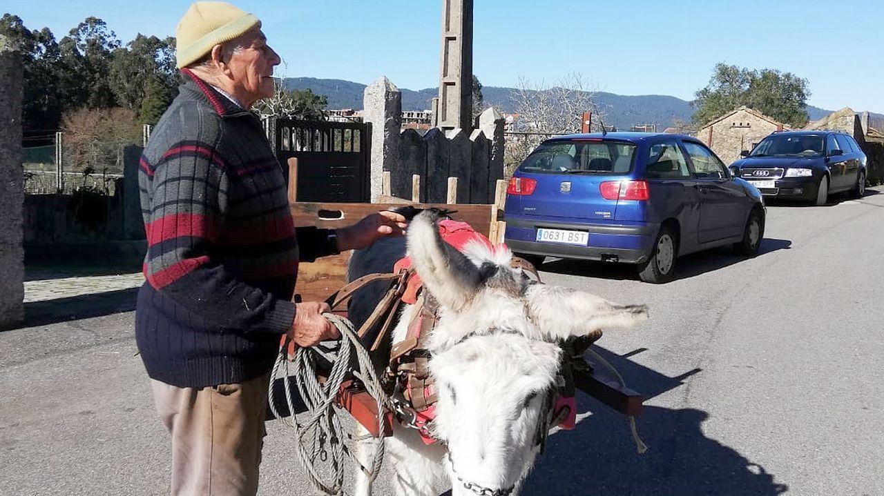 Vigo, un pasito más cerca de iniciar el desconfinamiento.Calle de Oviedo