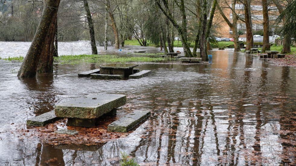 Karim pone al límite los ríos gallegos