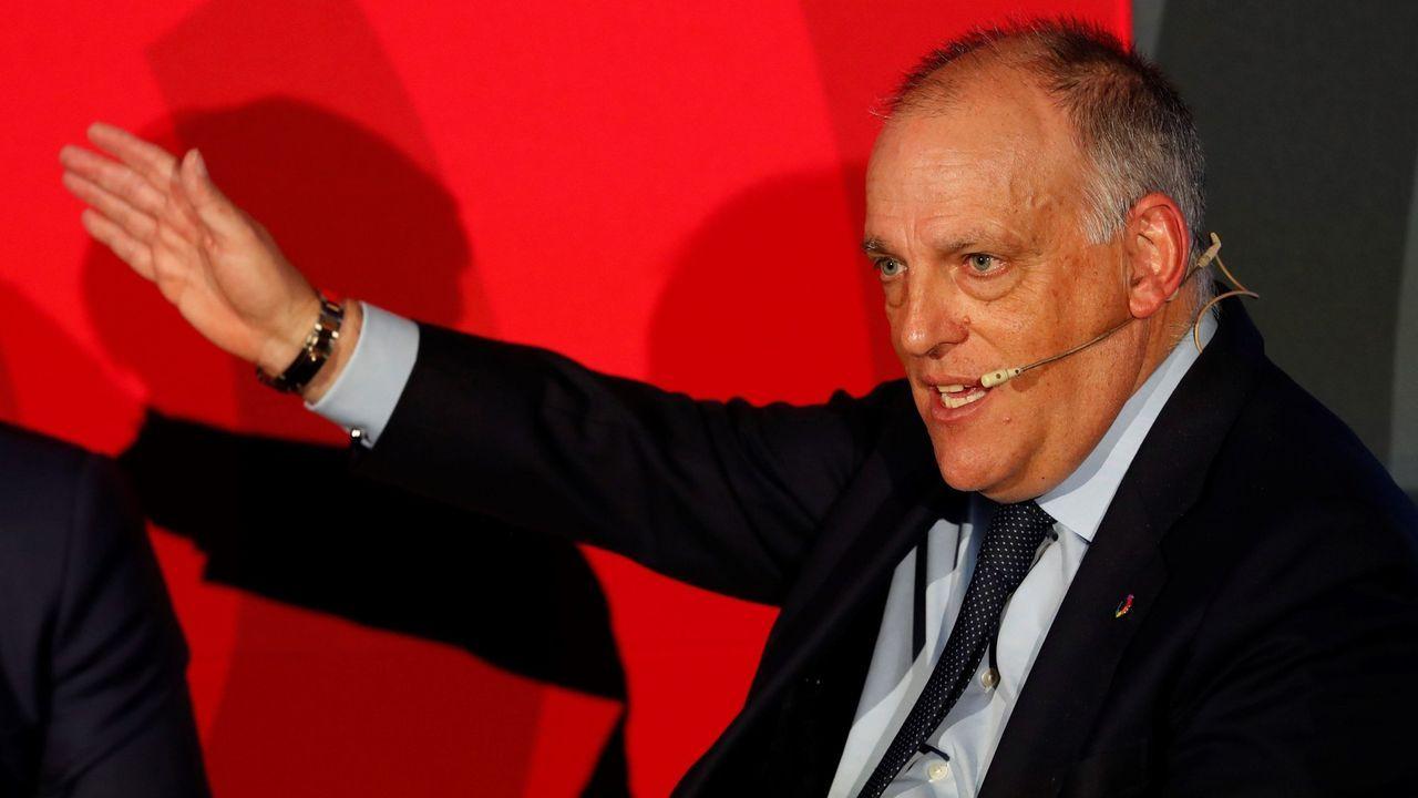 Casillas no se retirará de las elecciones a presidir la RFEF.Rubiales