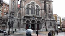 Iglesia de San Juan el Real de Oviedo