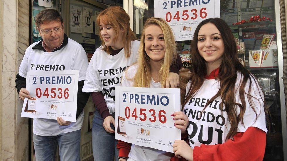 En Albacete celebran el segundo premio