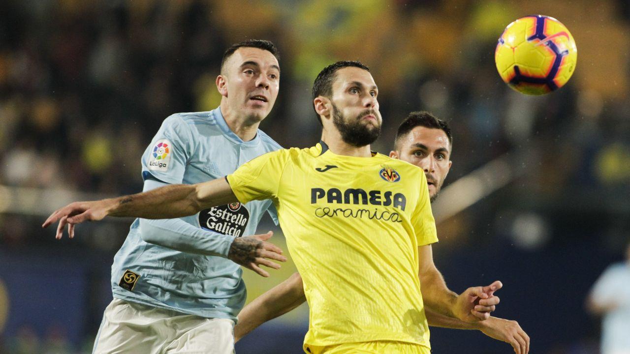 296 - Villarreal-Celta (2-3) de Primera el 8 de diciembre del 2018