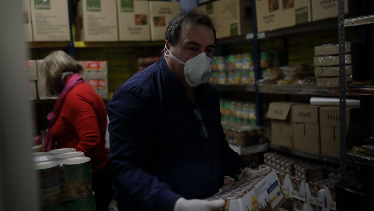 El Mercado de Frutas de A Grela más solidario