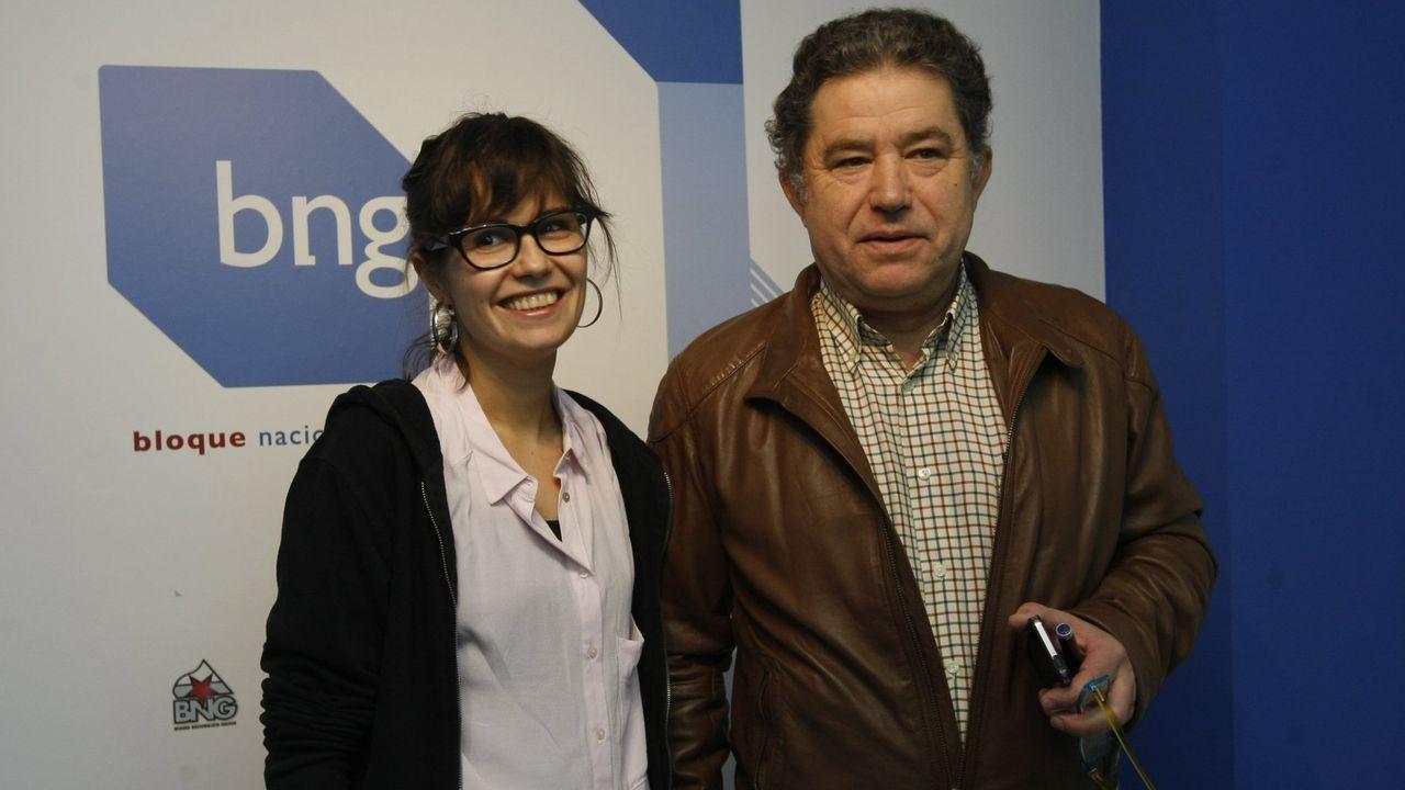Pleno de investidura de Miguel Anxo Fernandez Lores para el En directo