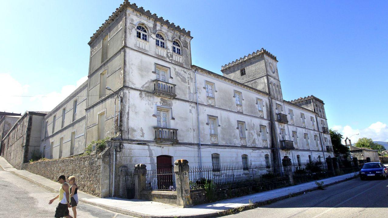 Colegio de los jesuitas de A Guarda