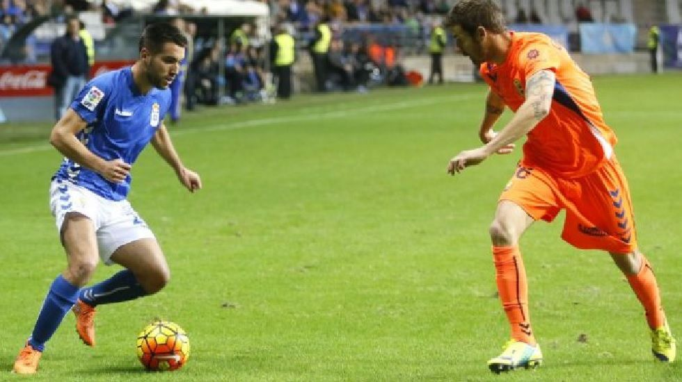 Michu Real Oviedo Nastic Carlos Tartiere.Diegui Johanneson