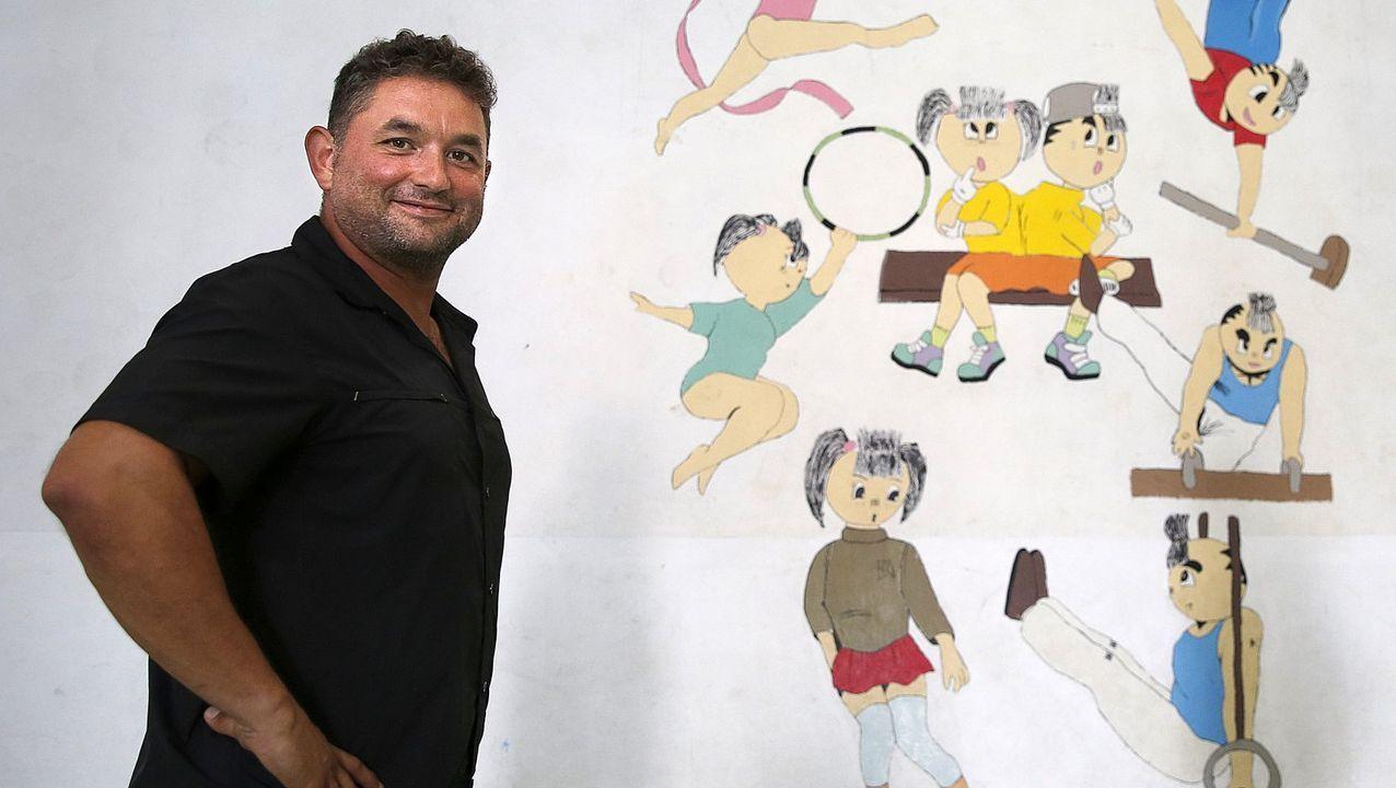 Juan Luis Martínez, director deportivo del Natural Sport, en una imagen de archivo