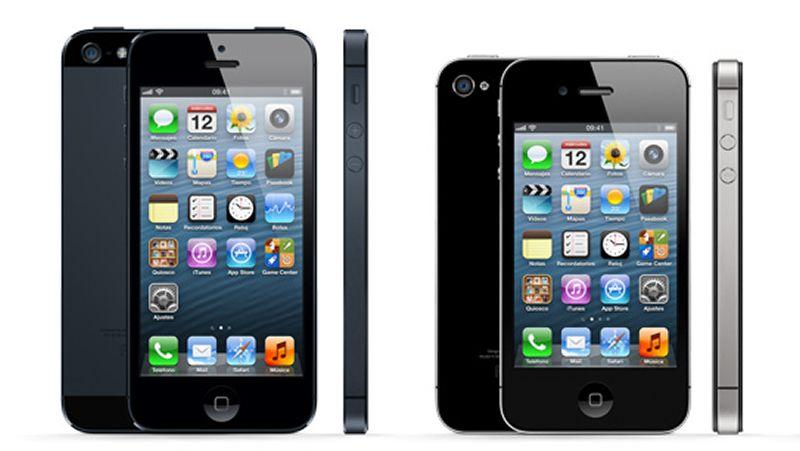 Iphone 5 y iPhone 4S
