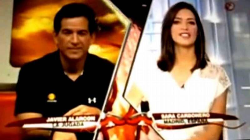 Sara Carbonero en «La Jugada»