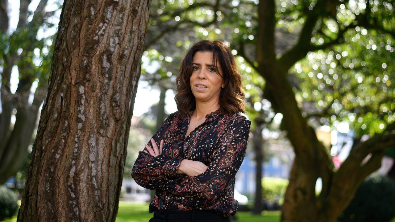 Pilar Iglesias, psicóloga coordinadora del servicio de apoyo emocional del Hospital Quirón de A Coruña