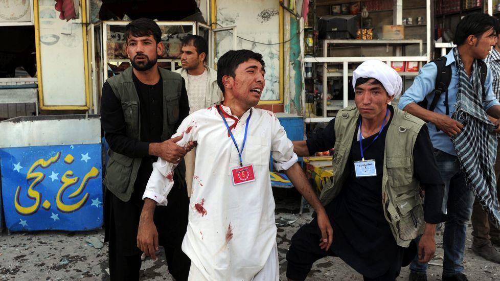 Al menos 24 muertos y 91 heridos en un atentado en Kabul.Asalto a una Universidad en Kabul
