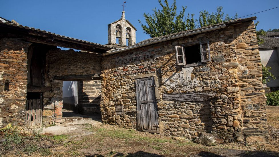 Arquitectura tradicional en Rairos