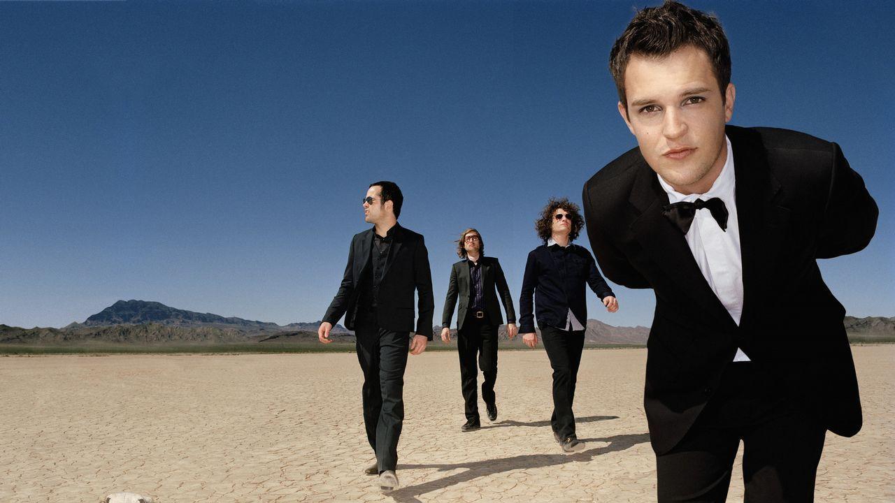 El álbum del día.The Killers