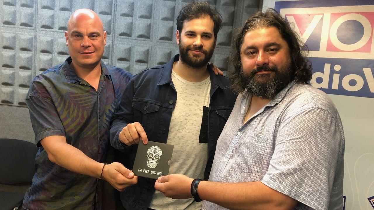 «Riazor», el himno para el Deportivo del grupo La piel del oso