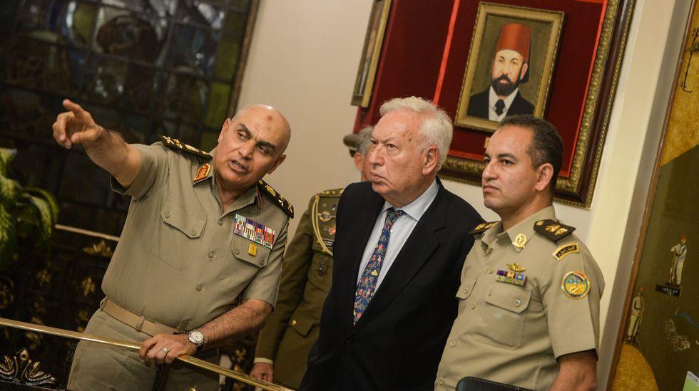 García-Margallo en Irak