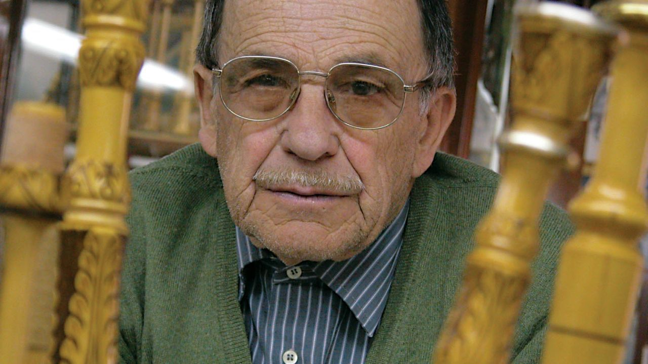 Xosé Manuel Seivane, cuxo centenario do seu nacememento se cumpre este ano