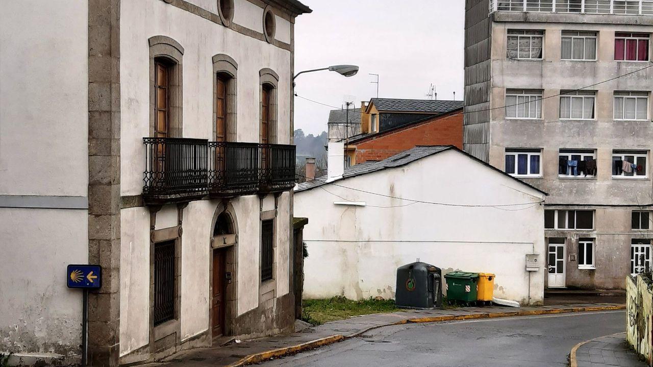 En este centro de mayores situado en Cospeito viven ahora mismo 12 personas