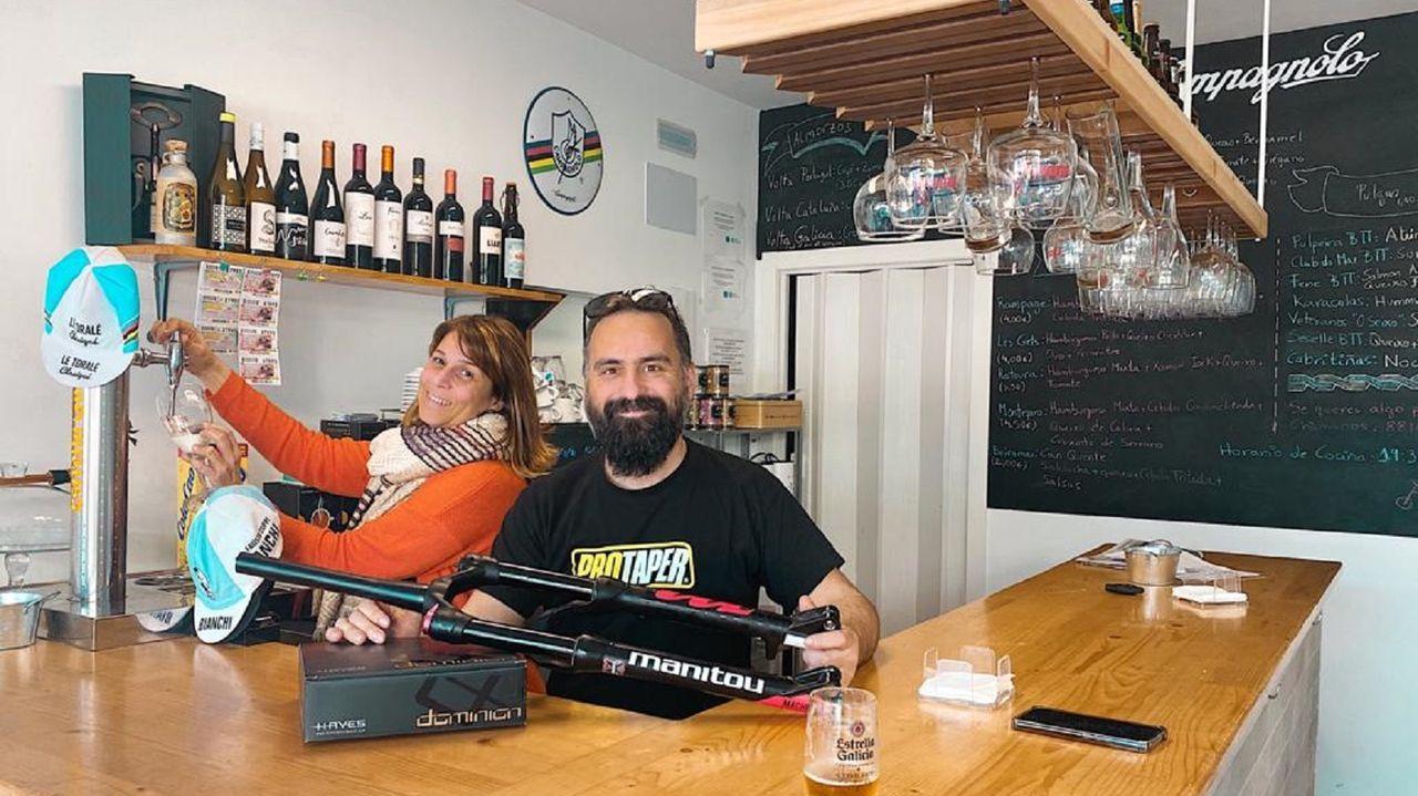 El chef gallego afincado en Australia, Santiago Fernández