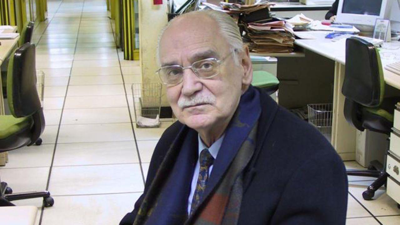Antonio Álvarez Solís, fundador de la revista Interviú