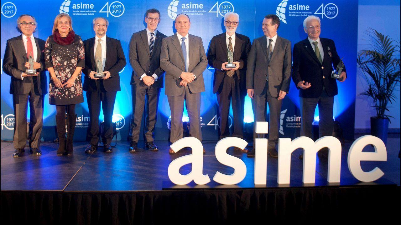 ASIME celebra sus cuarenta años de vida