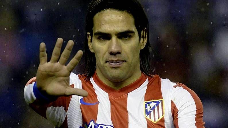 Falcao marcó en la victoria del Atlético de Madrid