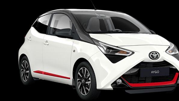 El nuevo modelo de Toyota