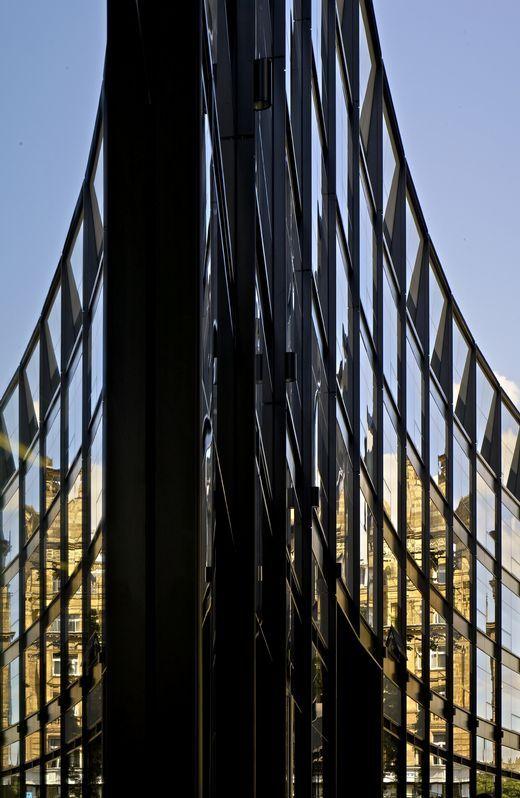 «Angel Building» (2008-2011), edificio de Londres,  finalista del RIBA Stirling Prize