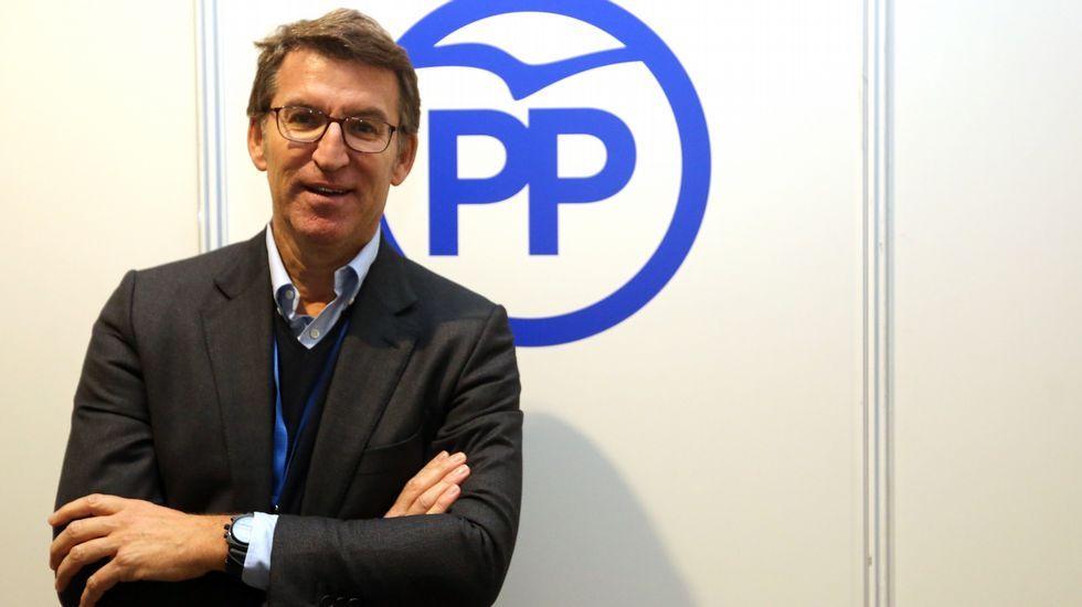 Rajoy mantiene a Cospedal como secretaria general del Partido Popular.Luis Venta