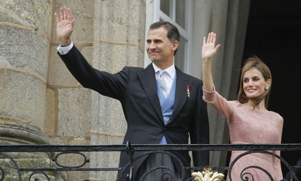 Los Reyes podrían acudir a la inauguración del foro el viernes día 17 de junio en Santiago.