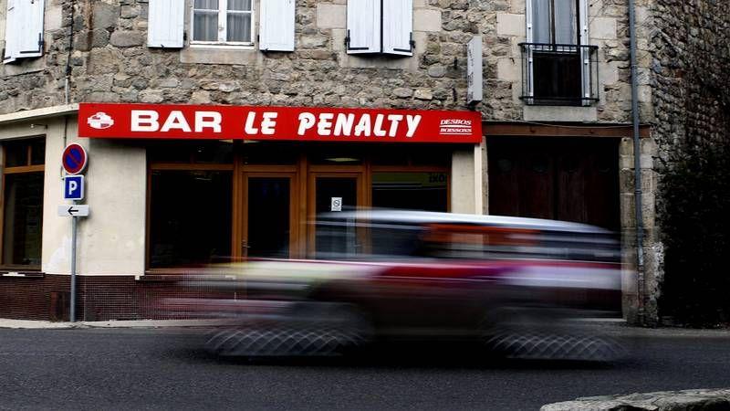 Espectacular accidente de Solberg en el Rali de Francia.Carlos Sainz