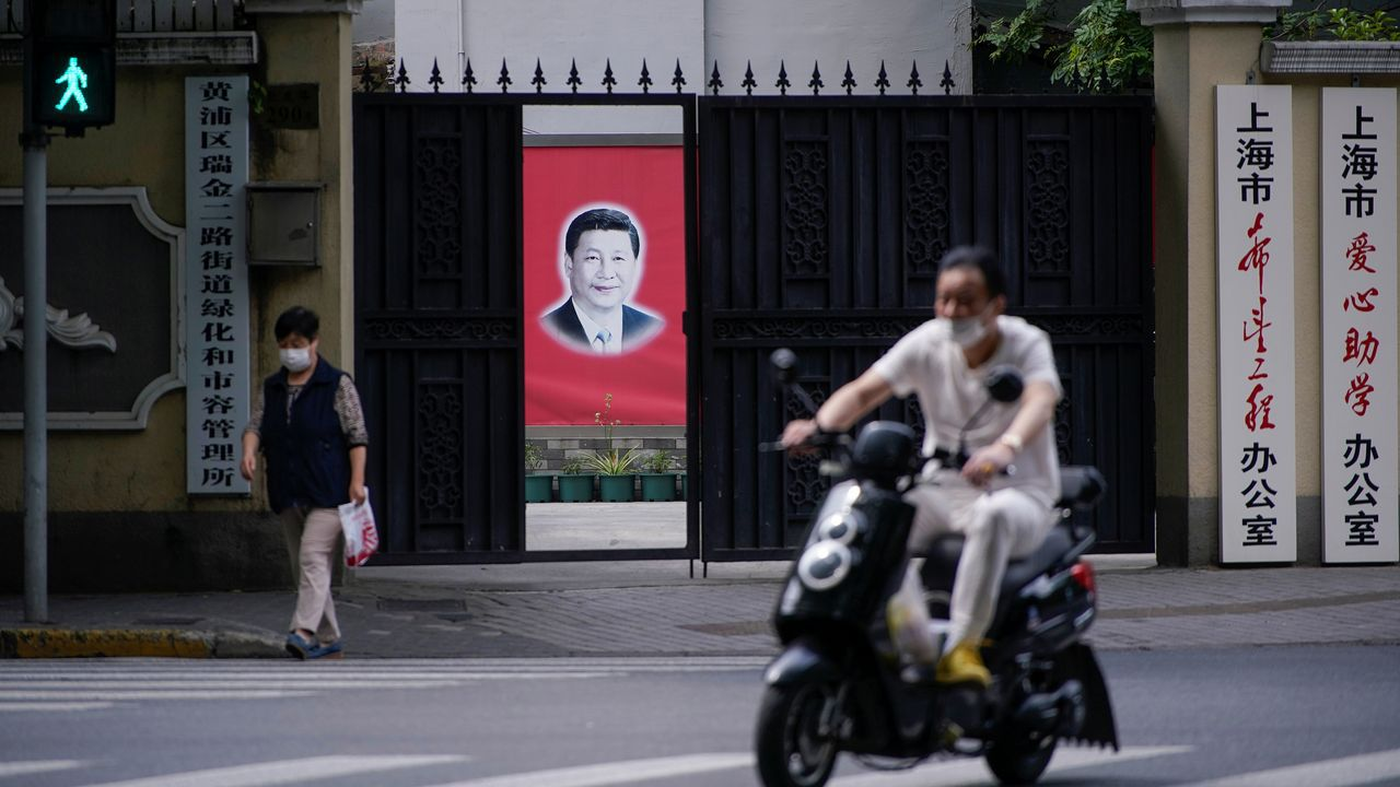 La desescalada en el Multiusos de Sar.china