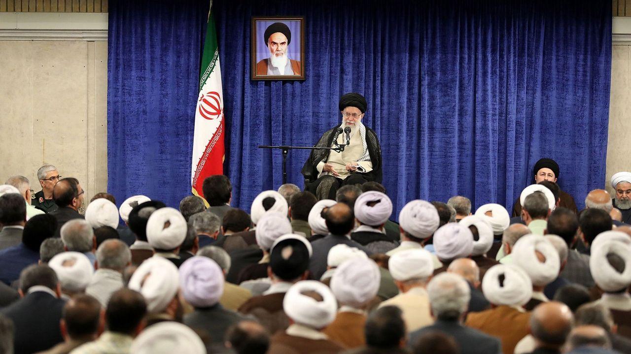 El líder supremo de Irán, Ali Jamenei, aseguró esta semana que no habrá guerra con Estados Unidos, pero tampoco negociación