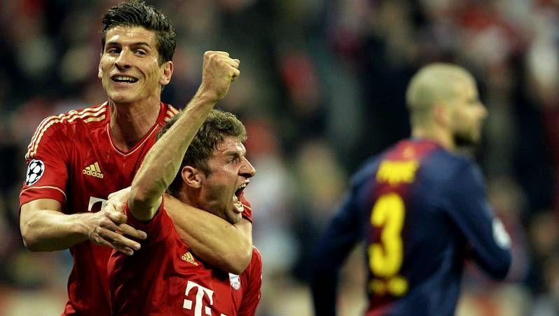 El golazo de Messi en Bilbao