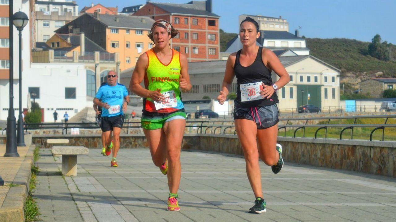 Cristina, a la derecha de la imagen
