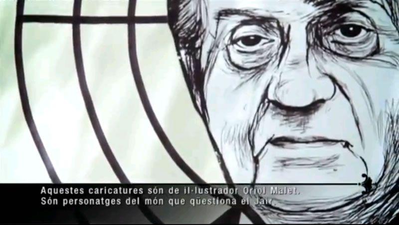 Bestiari il-lustrat «Paraules que maten».Aragón TV ha prescindido de su señal por satélite dentro de sus medidas de ajuste.