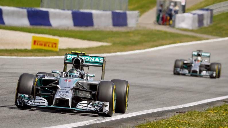 Las fotos del espectacular accidente de Massa en el GP de Alemania