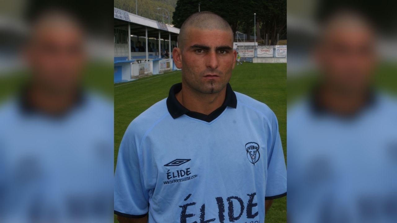 Santiago Otero era conocido en A Mariña por su trayectoria futbolística en varios equipos