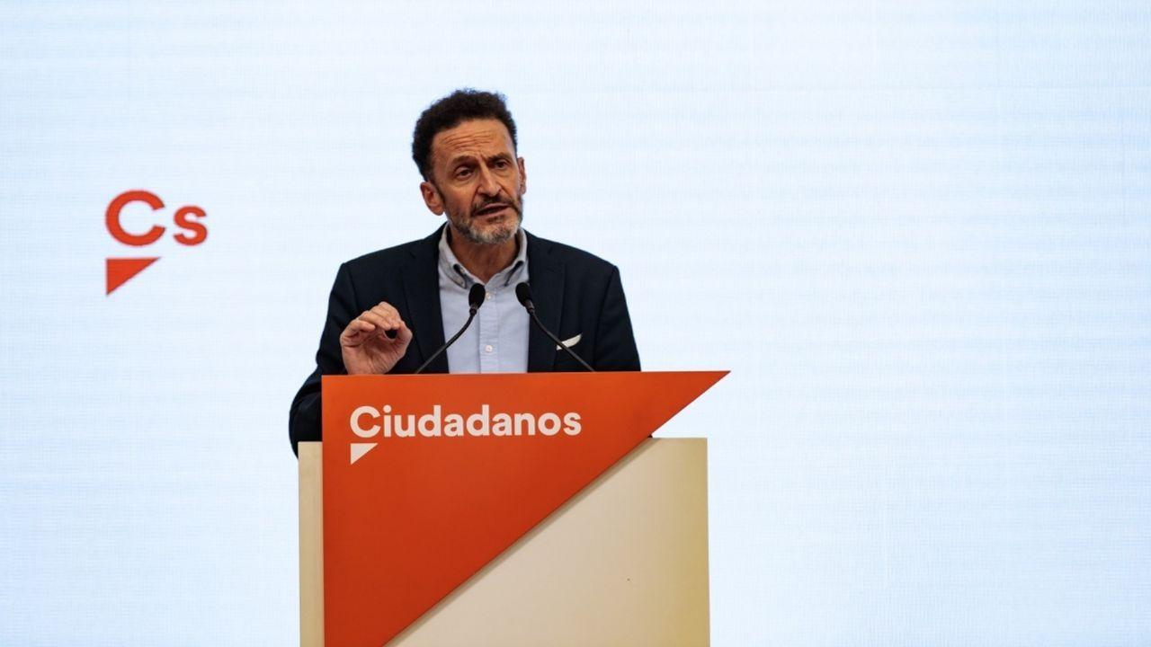 El vicepresidente del Gobierno, Pablo Iglesias, este lunes, en el Congreso