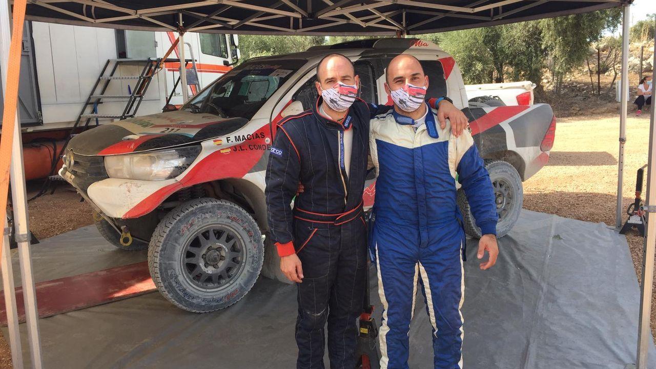 El piloto Carlos Sainz Cenamor