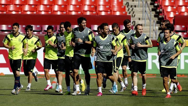 Curitiba se vuelca con España