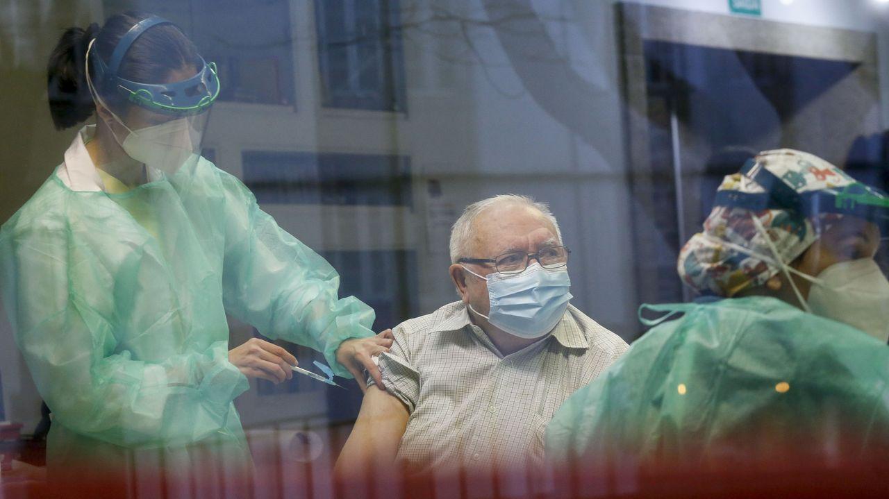 La propagación del virus crece en Santiago, aunque a menor velocidad que en otras ciudades