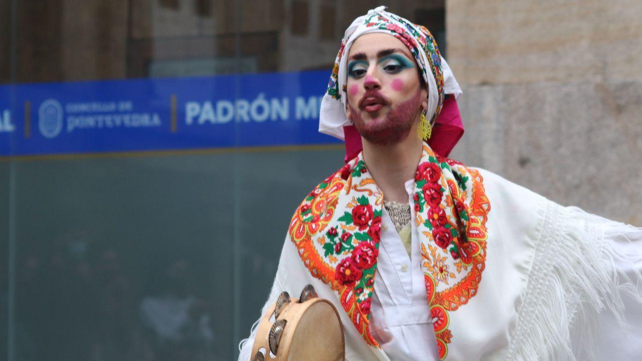 Detras de Meiga-i está Javi Sánchez, un comunicador en proceso de especializarse en xestión cultural