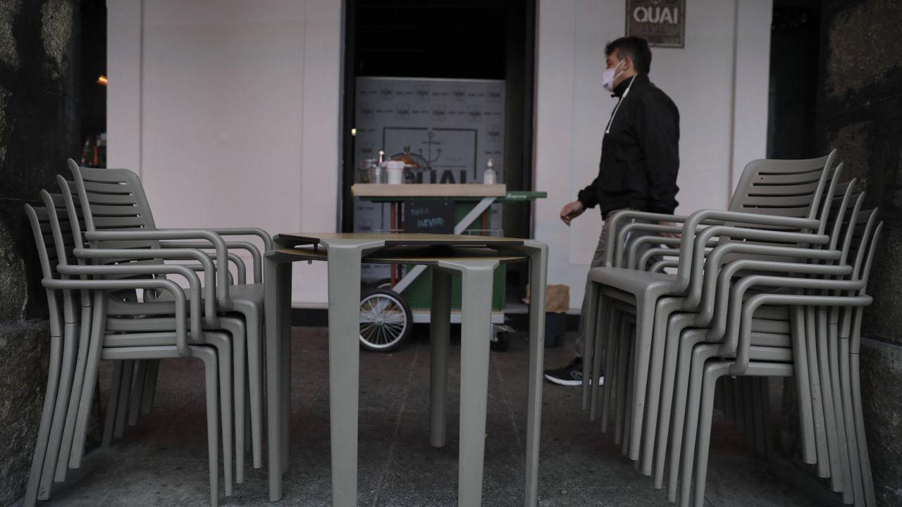 Local de hostelería en A Coruña
