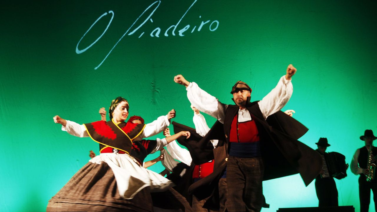 La Diputación de Pontevedra celebra el Día de la Danza.La calle Pexego completará la inversión en la mejora del entorno de Fexdega