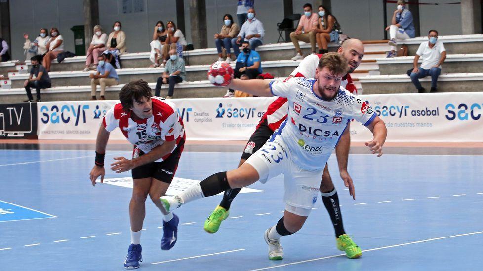 Club Balonmano Cisne vs Puerto Sagunto