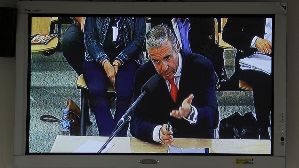 Juicio por la trama Gürtel. Francisco Correa