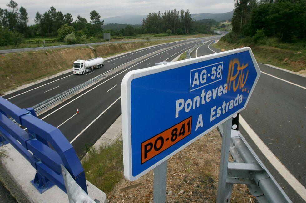 La Xunta ha dividido la obra pendiente en tres tramos.